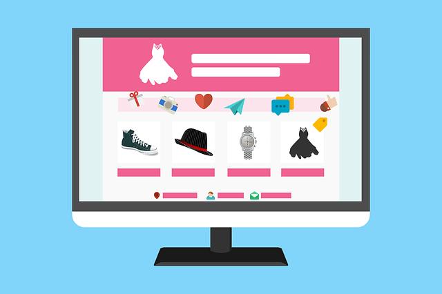 Κατάλογος προϊόντων σε ιστοσελίδα