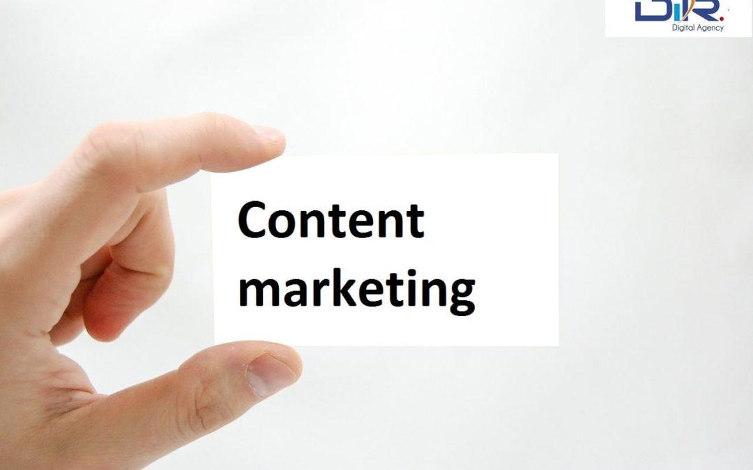 Στρατηγική Μάρκετινγκ Περιεχομένου content marketing